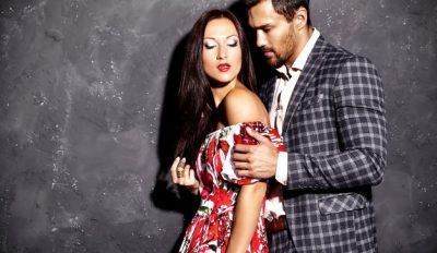 foto-moda-hombre-elegante-guapo-traje-hermosa-mujer-sexy-posando-junto-pared-gris_158538-9726